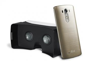 LG G3 Now Ships with Google Cardboard