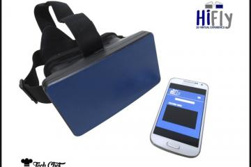 HiFly Virtual Reality Headset for Smartphones