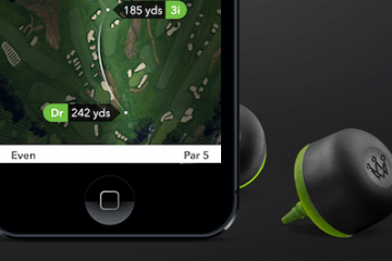 Arccos: Smart Sensors for Your Golf Clubs