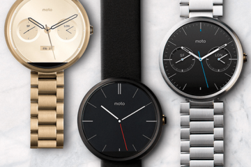Motorola To Allow Moto 360 Smartwatch Customization