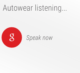 AutoWear for Android Wear Devices