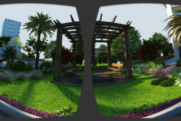CommonFloor Retina for Virtual Reality Real Estate