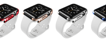 X-Doria Defense Edge: Protect Your Apple Watch from Scratches