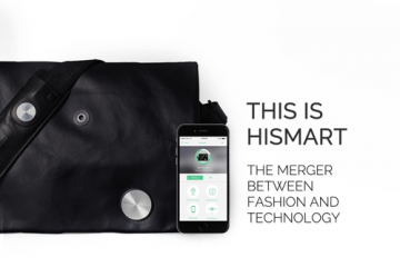 HiSmart: Smart Convertible Bag + App