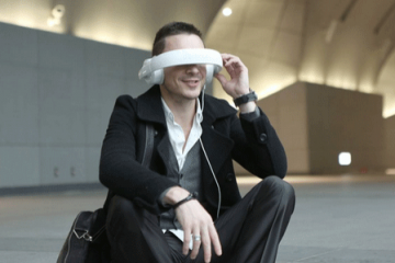 Mask: Wearable Device To Watch Movies, Play Games