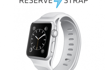 Reverse Strap: Battery Extender for Apple Watch