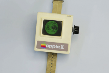 Apple II Watch: DIY