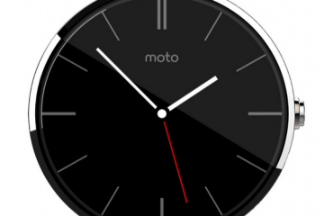 Moto 360 Gets WiFi, Emojis, More Features