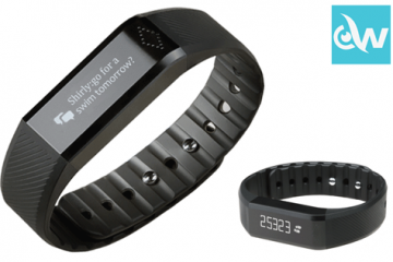 MotivBand Wearable for Activity Tracking