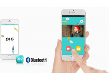 PIC: Flexible Camera + App Support