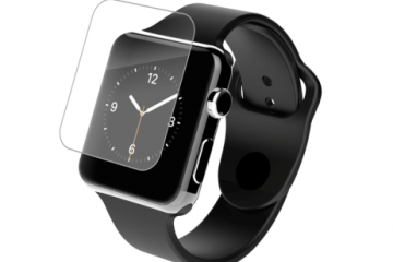 InvisibleShield HD for the Apple Watch