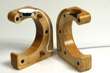 WAVE Apple Watch Charging Stand