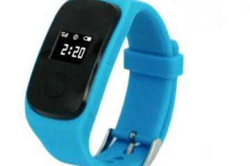Alpha Track Go Play: Wearable Phone/GPS for Kids