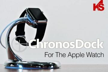 ChronosDock Back on Kickstarter
