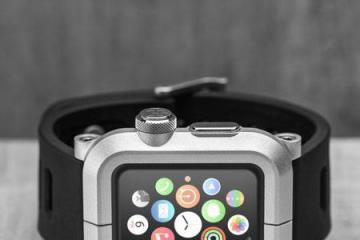 LUNATIK Epik for Apple Watch: Rugged Protection