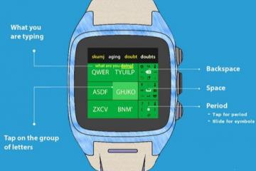 iType Smartwatch w/ Smartphone Features