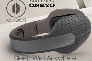 Kokoon: Sleep Sensing Bluetooth Headphones