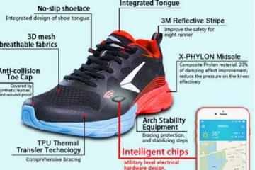 Jogmen: Smart Shoe + Jogging Coach