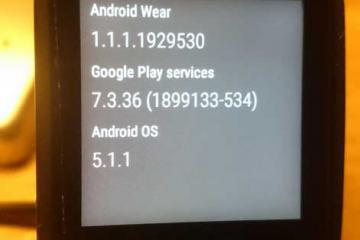 Sony SmartWatch 3 Gets Android 5.1.1 Update, WiFi