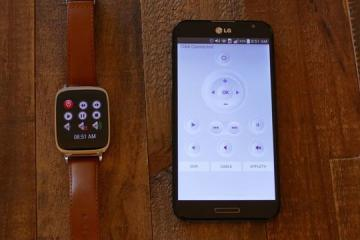 Clikk: Smartwatch Remote for Smart Homes
