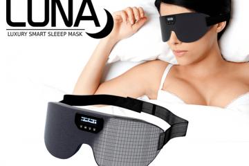 LUNA: Smart Sleep Mask for Lucid Dreaming