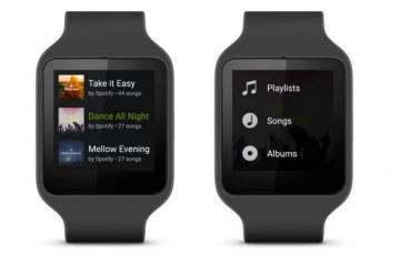 Spotify for Android Wear Released