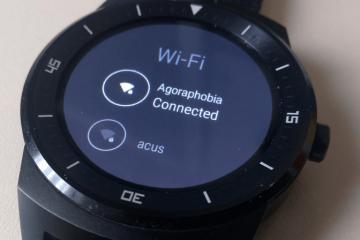 WiFi On LG G Watch R [Hack]
