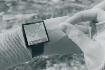 Project Soli: Using Hand Gestures to Control Wearables