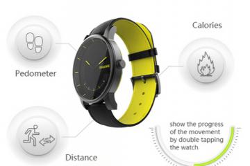 Trasense Smart Quartz Watch