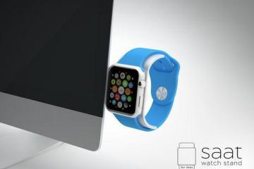 Saat Apple Watch Stand for iMac