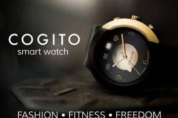 COGITO FIT: Fashionable Connected Watch