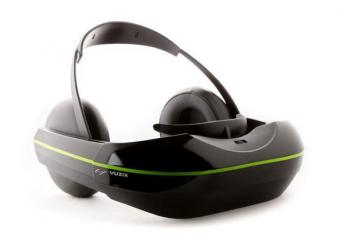 Vuzix iWear Video Headphones / Motion Tracking