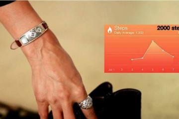 Tyia: Luxury Smart Bracelet [Bluetooth]
