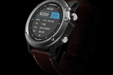 Garmin D2 Bravo Pilot Smartwatch