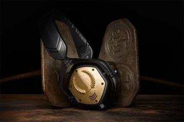 V-MODA 3D Printed Metal Headphones