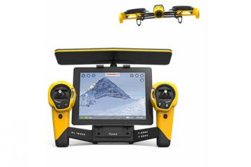 Parrot Skycontroller: Drone Controller Supports FPV Glasses