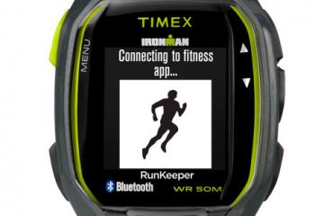 TIMEX IRONMAN RUN X50+ Gets Audio Coaching