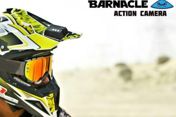 Barnacle Action Camera for Outdoors
