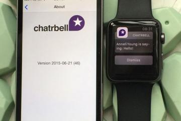 Chatrbell: Smart Doorbell w/ Smartwatch Support