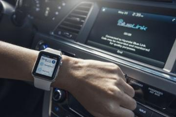 Hyundai Blue Link App For Apple Watch Launched
