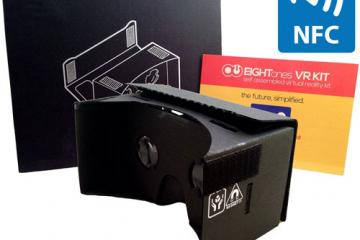 EightOnes Google Cardboard Kit w/ NFC