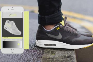 Shift Sneaker w/ Smart Surface