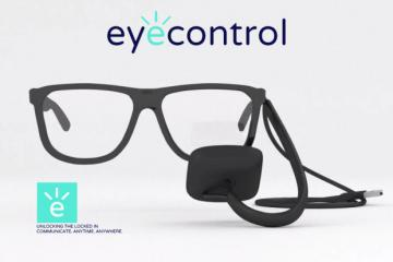 EyeControl Wearable for ALS Patients