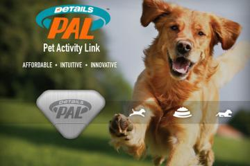 PAL Wearable: Pet Activity Tracker