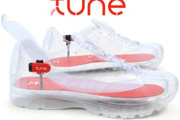 TUNE Wearable Improves Your Running Technique