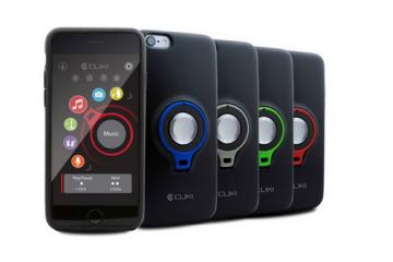 CLIKI: Smart Button for Your Smartphone
