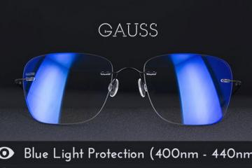 Gauss – Computer Glasses w/ Self-tinting Lenses