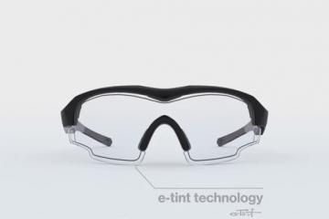 uvex variotronic Bike Glasses w/ e-Tint Tech