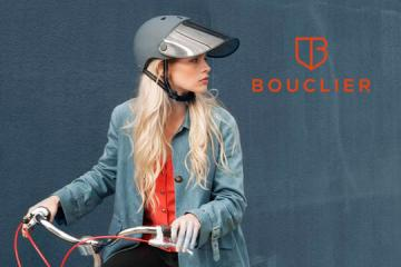 Bouclier Visor: Sun Protection for Your Bike Helmet