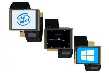 Lucan Modular Smartwatch